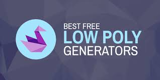 low poly generators