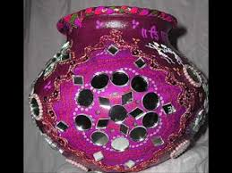 Designs For Pot Decoration