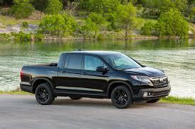 Honda Ridgeline Named 2018 Best Pickup Truck to Buy - The Drive