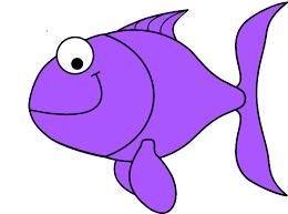 purple fish clip art.  Clip Download This Image As Throughout Purple Fish Clip Art Clker