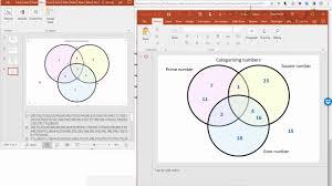 Three Circle Venn Diagram How To Create A 3 Circle Venn Diagram Activity In Moodle