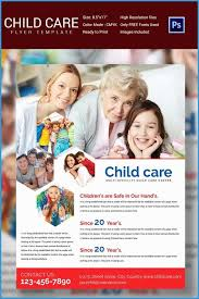 Home Daycare Flyers Free Templates Pretty Daycare Flyer Template 30