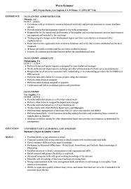 Data Entry Skills Resumes Data Entry Resume Samples Velvet Jobs