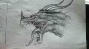 龍竜の簡単な描き方ありますかむずかしくって