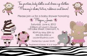 Best 14 Cute Baby Girl Shower Invitations Trends  THERUNTIMECOMCute Baby Shower Invitation Ideas