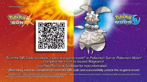 The PAL Magearna QR Code is Now Available for Pokémon Sun and Moon -  Nintendo Life