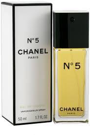 chanel no 5 eau de parfum. eau de parfum chanel no. 5 50ml no 1