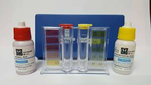 Oto Chlorine Test Color Chart How To Use Pool Test Kits