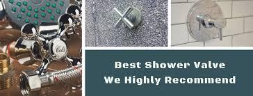 best shower valve reviews