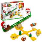 Lego Super Mario Piranha Plant Power Slide Expansion Set 71365 Toy Building Kit (217 Pieces)