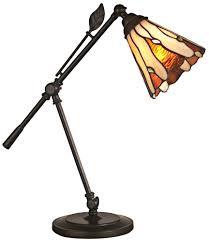 image of quoizel halogen desk lamp