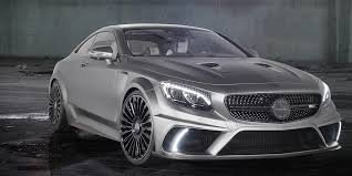 Exclusive collector's item for v12 enthusiasts. S Class Coupe Wide Body Mansory