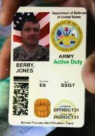 By Romance Scams A Using Facebook Fake Created A - Military Scammer Id