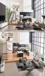 Flooring Design Concepts Open Floor Plan With Living Room Kitchen And Stairs