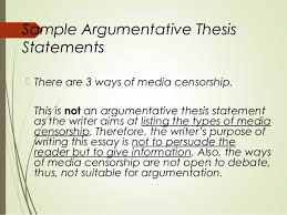 argumentative essay class vii 7 sample argumentative
