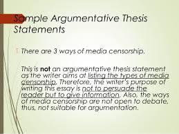 argumentative essay class vii 7 sample argumentative