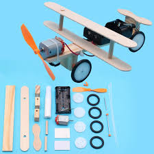 <b>Electric sliding aircraft</b> small production <b>DIY</b> educational toys ...