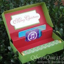 Homemade Gift Card Box Allfreepapercrafts Com