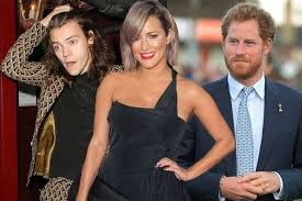 Gladiators host caroline flack was reportedly an overnight guest at harry's clarence house apartment after the pair partied together until 4am photo: Caroline Flack And Flirty Harrys Presenter Opens Up About Being Royal S Rough And Abuse For Dating Teen Irish Mirror Online