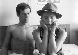 "watch minute video essay explores how jean luc godard s  fifty five years since its debut and jean luc godard s unforgettable ""breathless"" hasn t lost a bit of its edge there s not a single scene that feels dated"