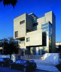 glass exterior modern office. architecture wondrous modern house design idea with gray wall glass windows and white fence ideas exterior office