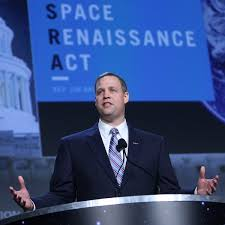 the space review next steps for space policy bridenstine