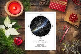 Etsy Star Chart Christmas Sky Map Custom Star Map Star Map Personalised Star Map Star Map Poster Constellation Map Star Chart Christmas Gift For Him