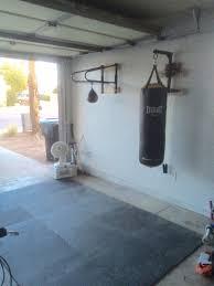 home gym flooring over concrete alyssamyers