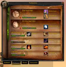Best Professions Best Wow Professions For Each Class Wow Player Guides Medium