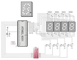 7 segment led displays circuit diagram electronic circuits 7 segment led displays circuit diagram electronic circuits circuit diagram led and display