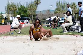 top marks set at bryan clay invitational in california marquette university athletics
