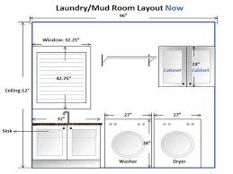 Laundry Room Layout Idea, reversed, drying rack over dryer instead. No  window but