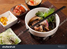 Seafood Udon Noodles Stock Photo (Edit ...
