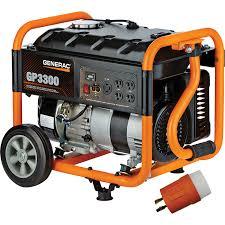 generac generators. Brilliant Generac Generac GP3300 Portable Generator U2014 3750 Surge Watts 3300 Rated  EPA And CARB Compliant Model 6432  Northern Tool  Equipment With Generators E