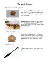 Wahulo merupakan alat musik tradisional gorontalo yang memiliki bentuk seperti rebana, cara memainkannya pun sama yaitu dengan cara dipukul dengan satu tangan dan tangan satunya digunakan untuk memegang alat musik tersebut. Gambar Alat Musik Daerah Dan Cara Memainkannya Berbagai Alat