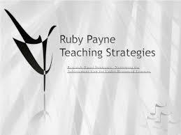 PPT - Ruby Payne Teaching Strategies PowerPoint Presentation, free download  - ID:1097202