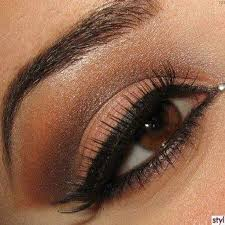 makeup tips for brown eyes 05