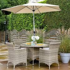 hartman westbury 4 seat outdoor garden