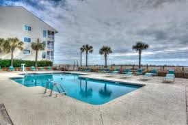 Spectacular Views Of The Water And Swimming Pools Three Bath Beach Condos