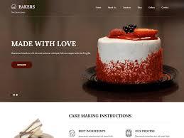 Bakers Lite Wordpress Theme Wordpress Org