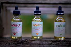 Naked 100 E juice Review YouTube