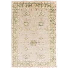 antique gray and taupe rectangular 8 ft x 11 ft rug