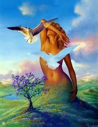 Risultati immagini per Riscoperta della sacralità della Natura