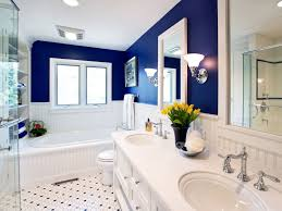 Dark Blue Bathroom Girly Bathroom