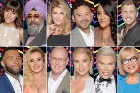 Celebrity Personality Types Celebrity Big Brother 2018 Line Up Latest News And Rumours