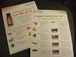 Doterra Essential Oils Family Physician Kit Ebay