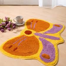 Decorative Bathroom Rugs Popular Butterfly Bathroom Rug Buy Cheap Butterfly Bathroom Rug