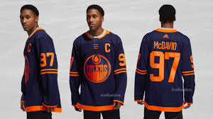 Buy edmonton oilers and get the best deals at the lowest prices on ebay! Icethetics Com Updated New Oilers Third Jersey Leaks Online