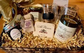 mcpherson cellars winery holiday gift baskets at mcpherson cellars
