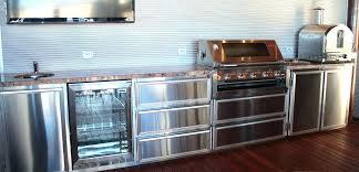 stainless steel outdoor kitchen outdoor kitchen cabinet stainless